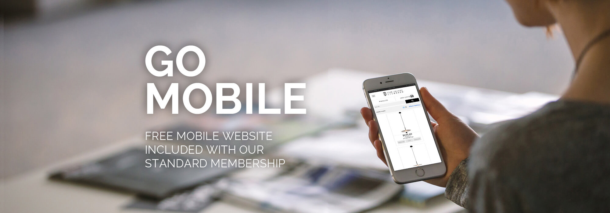 Free Mobile Website